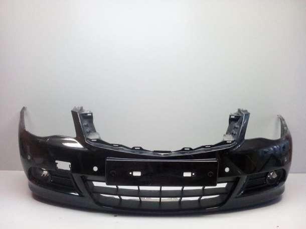 Бампер передний под противотуманные фары Nissan Almera G15 '2013-