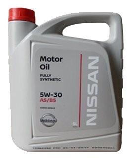 Масло моторное синтетическое 5л 5W-30 A5/B5  KE90099943R